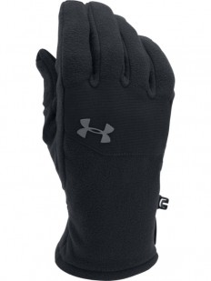 Gants Survivor Fleece 2.0 Under Armour gris foncé