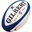 Ballon rugby Match XV France FFR Gilbert