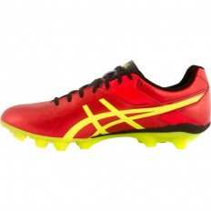 Chaussures Lethal Speed RS Asics rouge jaune