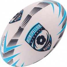 Ballon rugby supporter Montpellier MHR Gilbert