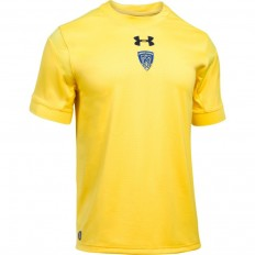Maillot Supporter ASM Clermont 2017-18 Under Armour jaune