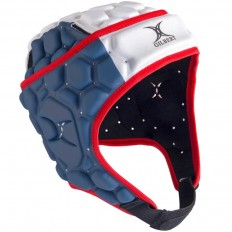 Casque rugby Falcon 200 France Gilbert bleu blanc rouge