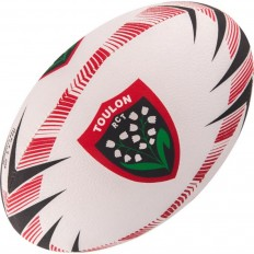 Ballon rugby supporter RC Toulon Gilbert