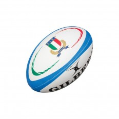 Mini ballon rugby Italie Gilbert