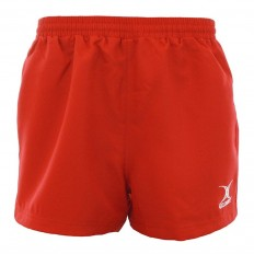 Short enfant Saracen Gilbert rouge