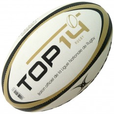Ballon de rugby Top 14 Gilbert