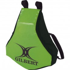 Bouclier de Percussion Body Gilbert vert noir