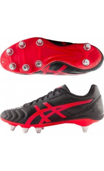 Chaussures Lethal Tackle Asics onyx noir