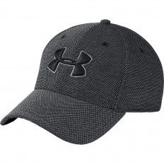 Casquette Blitzing 3.0 Under Armour anthracite noir