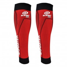 Manchon d'effort Booster Elite BV Sport rouge noir