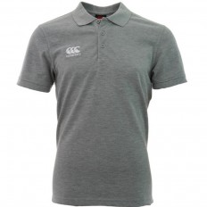 Polo rugby Waimak Canterbury gris
