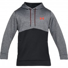 Sweat capuche Storm AF Twist Under Armour gris noir