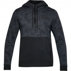 Sweat capuche 1/2 zip Threadborne™ Under Armour noir