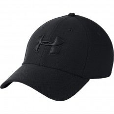 Casquette Blitzing 3.0 Under Armour noir noir