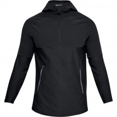 Sweat capuche 1/2 zip Vanish Threadborne™ Under Armour noir