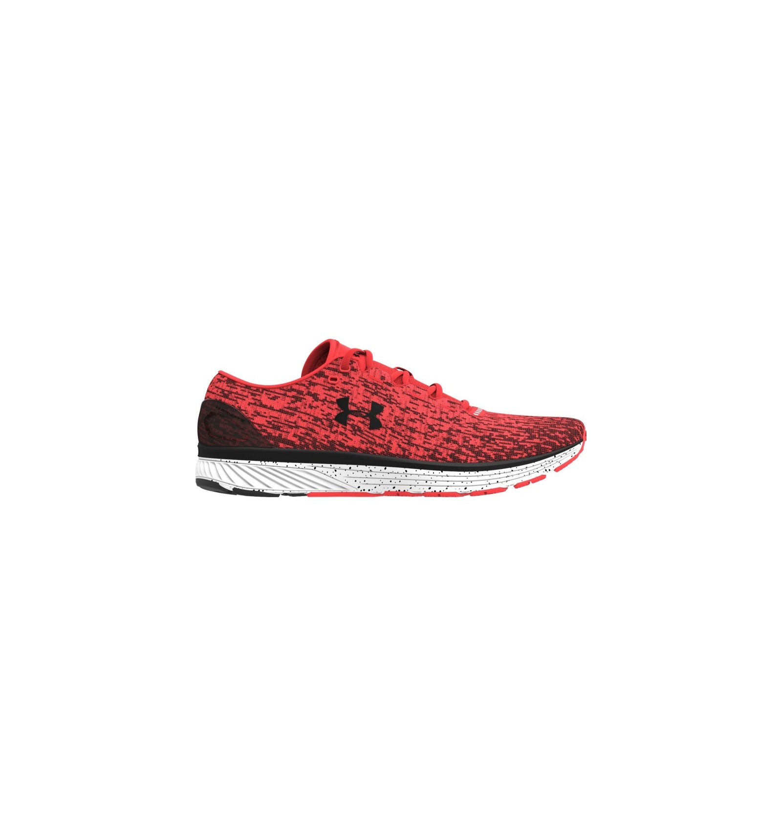 Charged Under corail Chaussures Ombre 3 noir Bandit rouge Armour 1xgTg