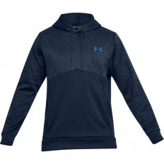 Sweat capuche Storm AF Twist Under Armour marine chiné