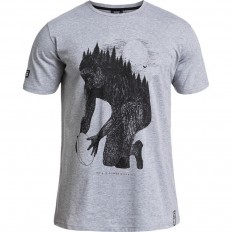 Tee shirt Forest Top 14 Rugby Division gris chiné
