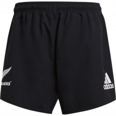 Short All Blacks domicile 2018 Adidas noir