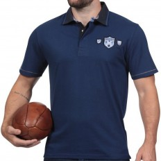 Polo homme manche courte We Are Rugby Ruckfield marine
