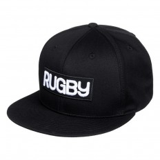 Casquette Vice Rugby Division noir